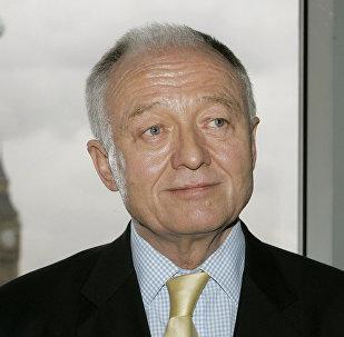 Ken Livingstone, exalcalde de Londres