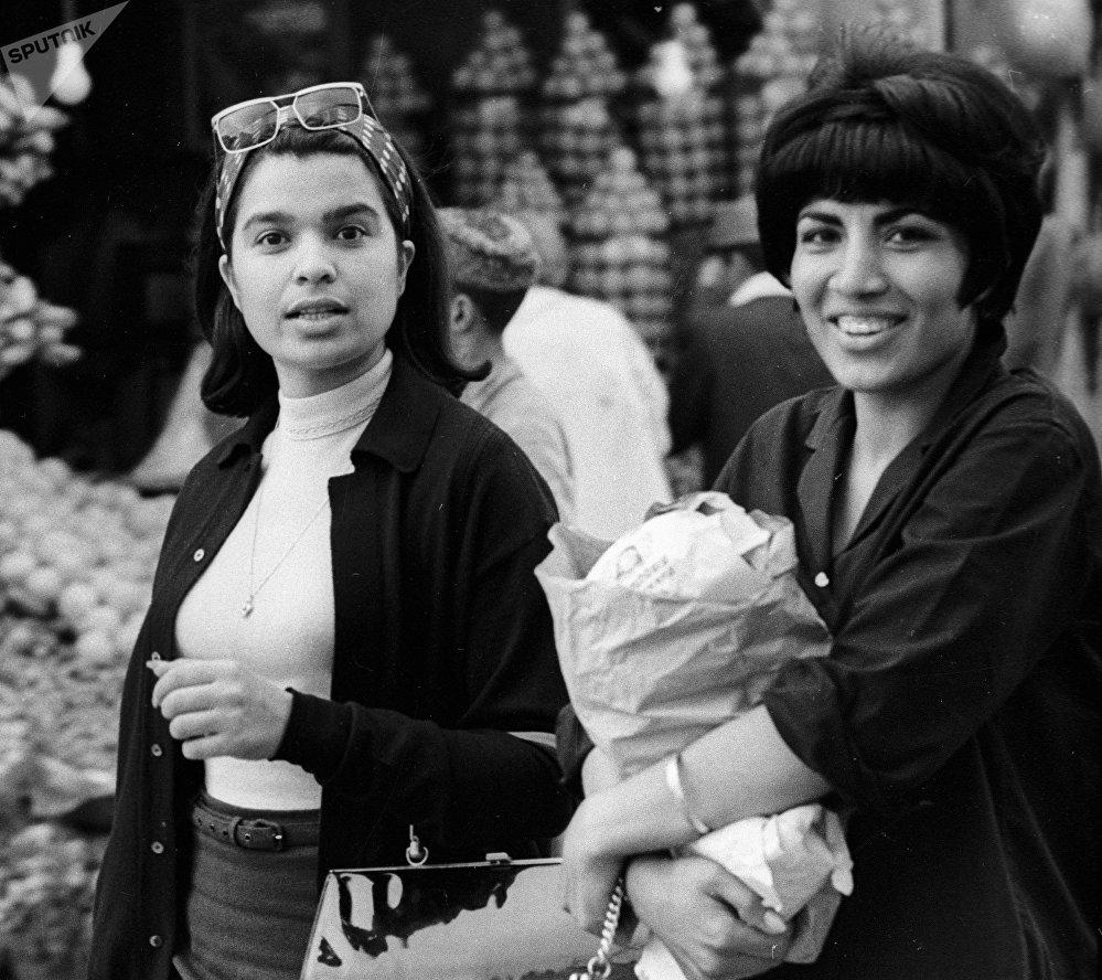 ¿Hiyab? ¿Cuál hiyab?: un Oriente Medio muy distinto al actual