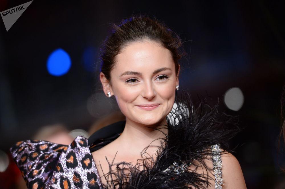 Llamativos, sensuales y graciosos: los atuendos de la alfombra roja de la Berlinale 2019
