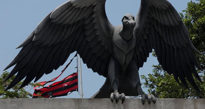El incendio en el club de futbol Flamengo en Río de Janeiro, Brasil