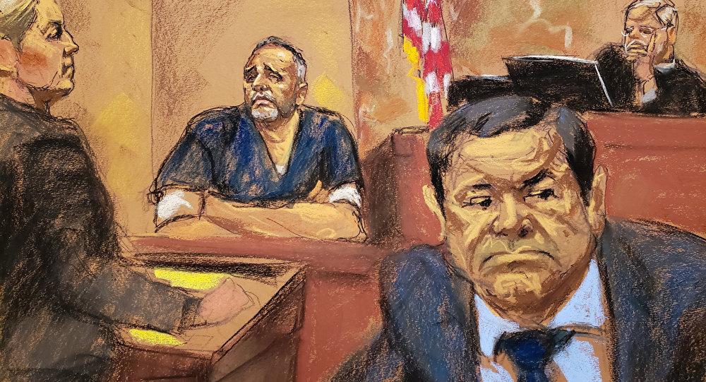 El juicio en una corte de Nueva York contra Joaquín El Chapo Guzmán