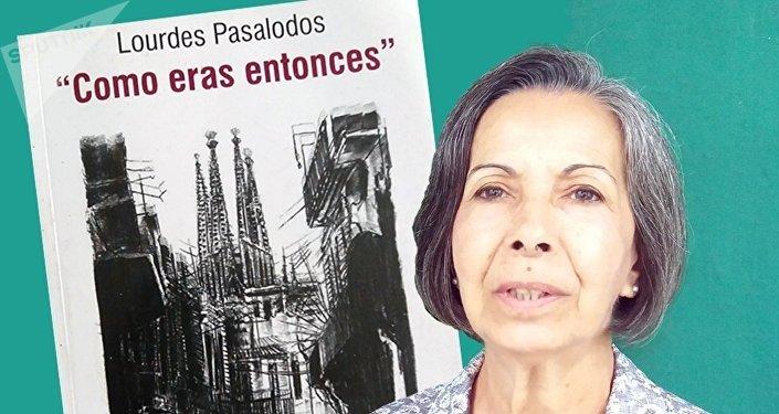 Lourdes Pasalodos, la escritora cubana