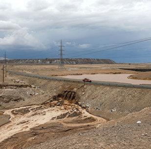 Consecuencias de las inundaciones en Chile