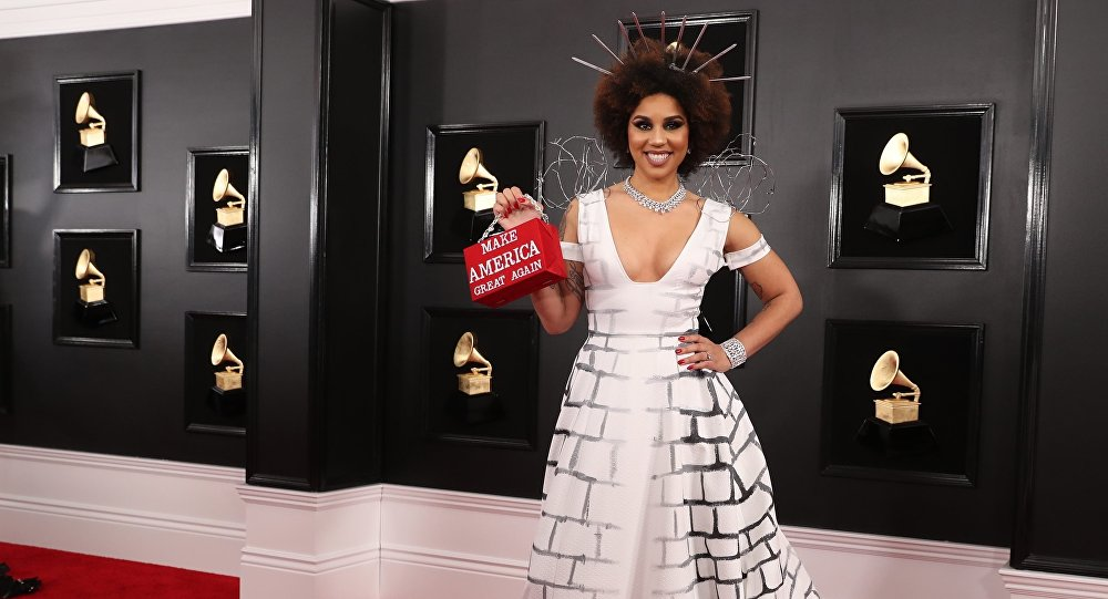 Joy Villa, cantante estadounidense