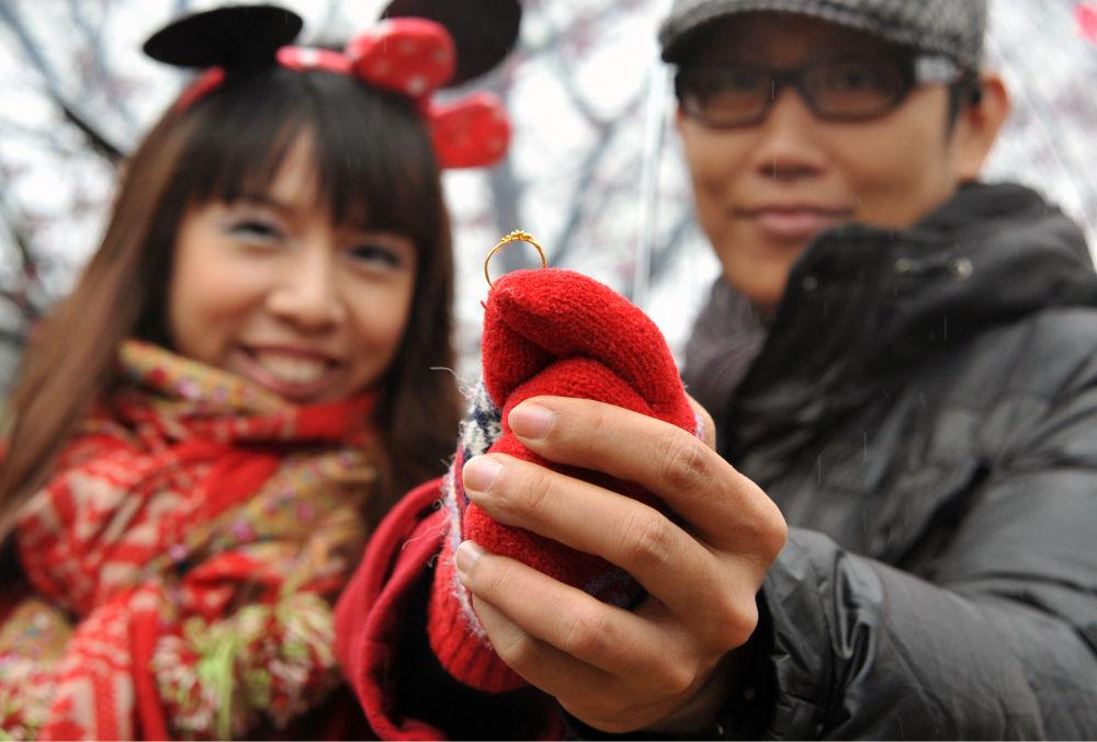 Así se celebra el día de San Valentín en distintos países del mundo
