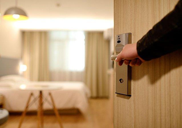 Habitación de un hotel (imagen ilustrativa)