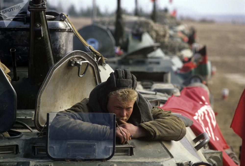 Momento histórico: 30 años de la retirada de tropas soviéticas de Afganistán