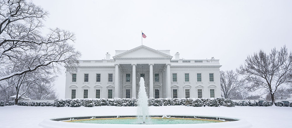 La Casa Blanca de Washington