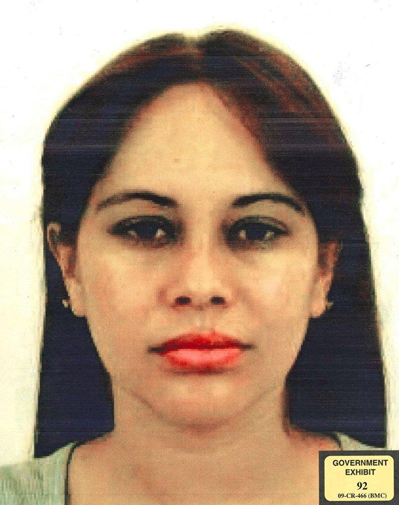 Lucero Sánchez, exdiputada mexicana