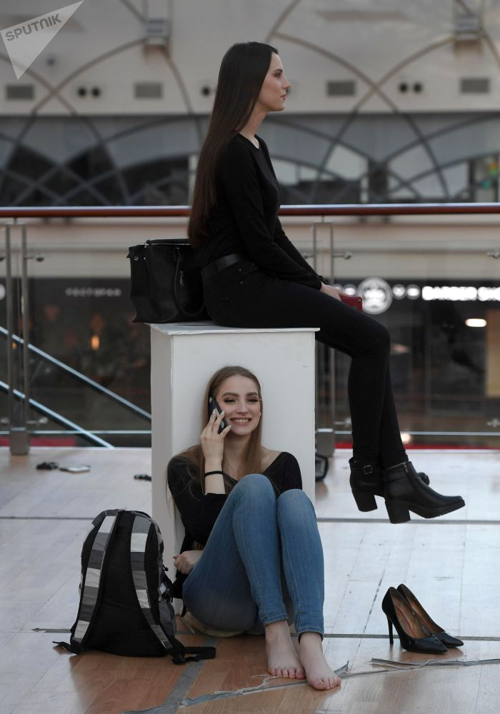 Bellezas de todos los rincones de Rusia compiten por el título Miss Rusia 2019