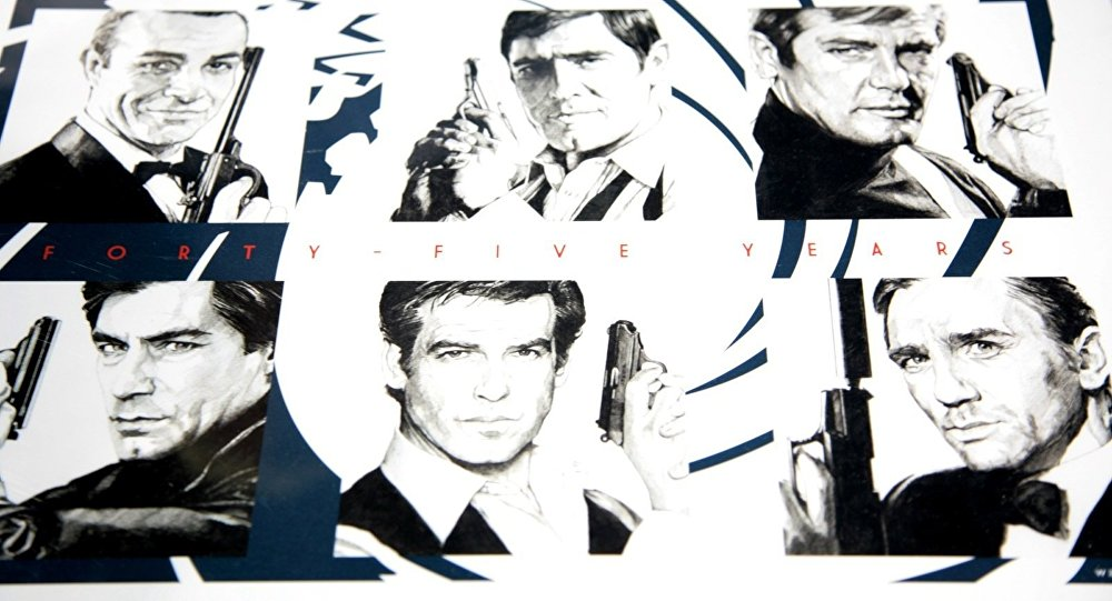 Los actores que protagonizaron a James Bond