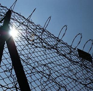 Una cárcel, imagen referencial