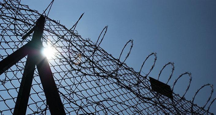 Cárcel en Coyoacán