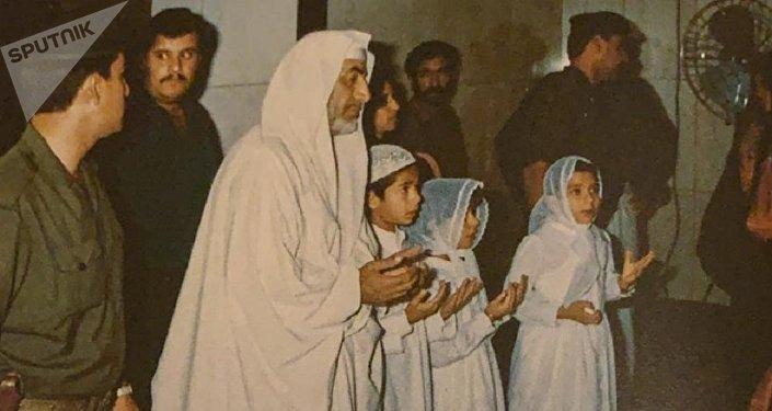La familia Husein