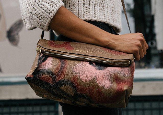 Un bolso (imagen referencial)
