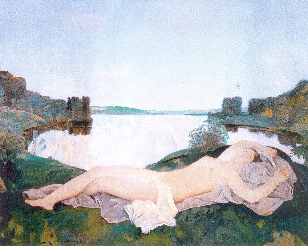 Andrei Mílnikov 'La mañana' 1972