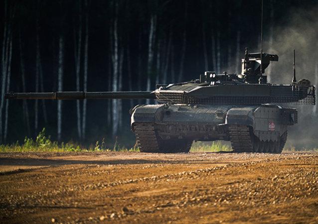Carro de combate T-90M