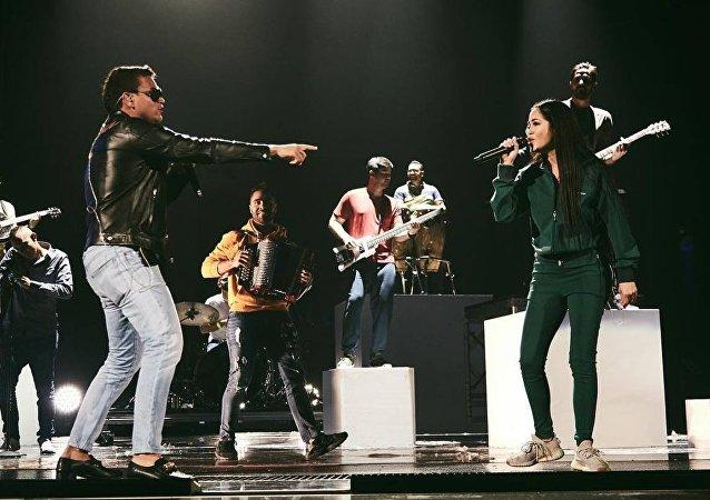 Concurso de música latina Premio Lo Nuestro 2019