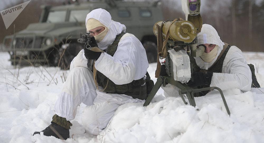 Ejercicios militares (imagen ilustrativa)