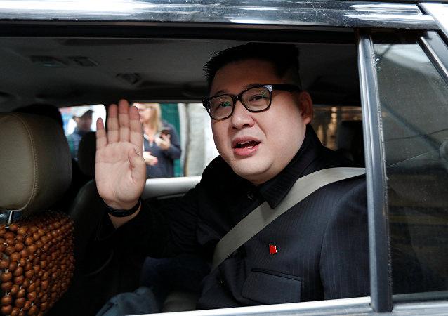 Howard X, imitador del líder norcoreano Kim Jong-un