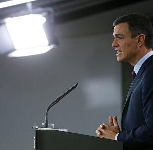 Pedro Sánchez, presidente del Gobierno de España (archivo)
