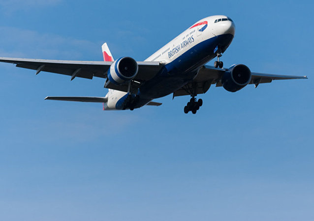 Un A320 de British Airways