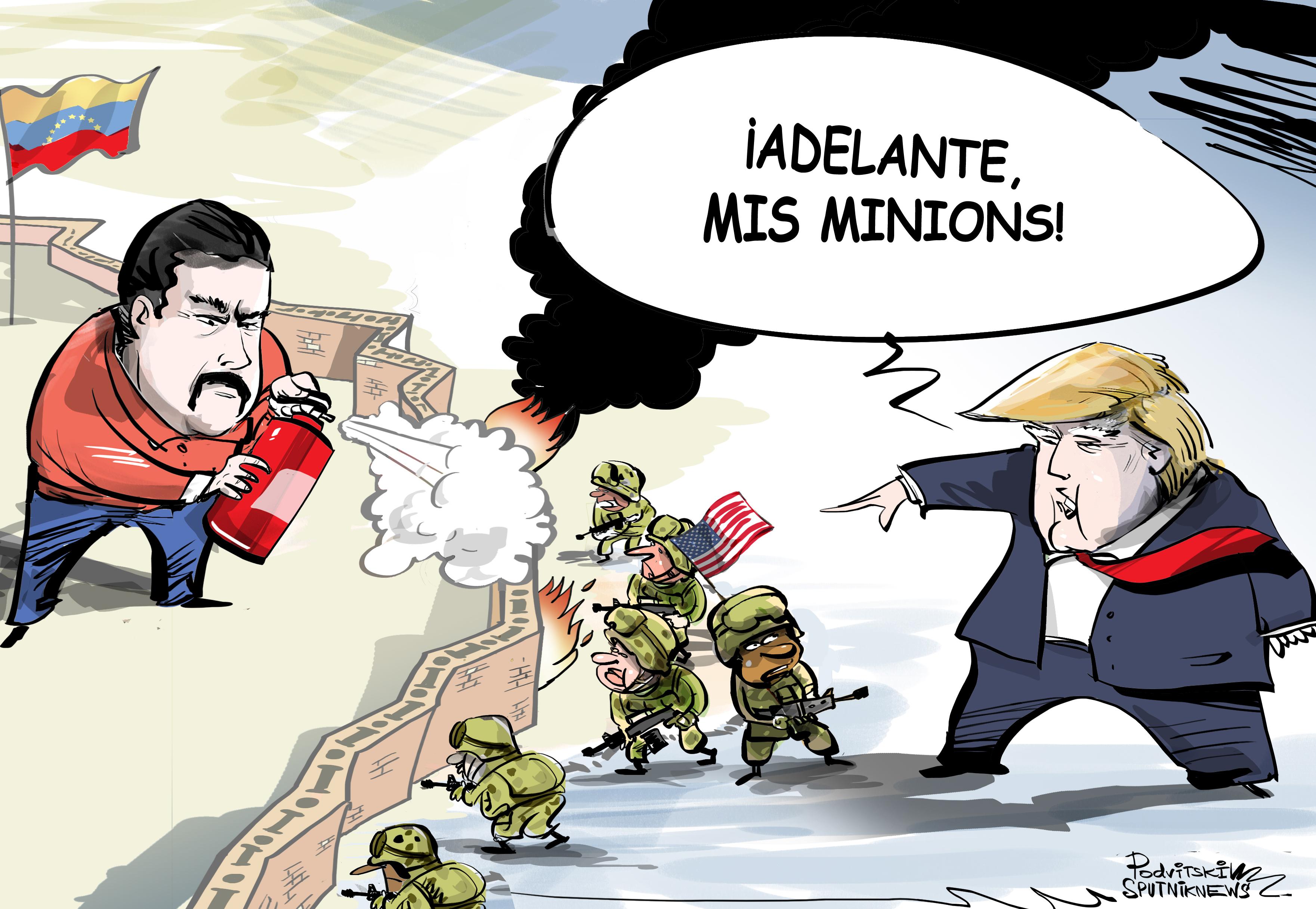 Mi villano favorito: capítulo Venezuela