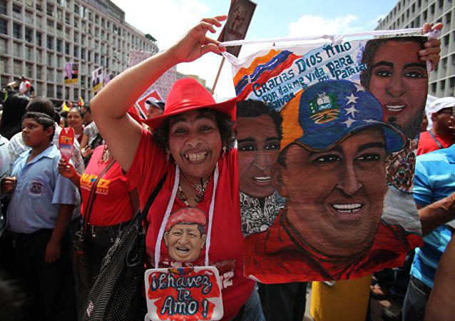 Venezolanos celebran aniversario del Caracazo