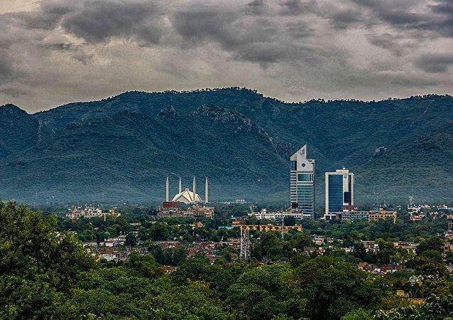 Islamabad, la capital de Pakistán
