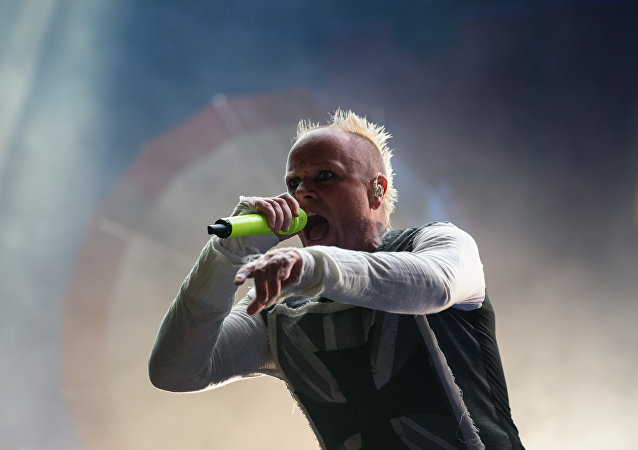 Keith Flint, vocalista de The Prodigy
