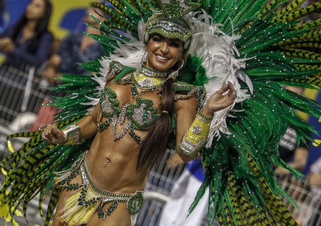 ¡Carnaval! Brasil vuelve a vibrar a ritmo de samba