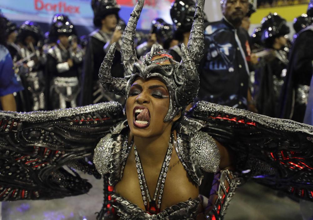 Carnaval! Brasil vuelve a vibrar a ritmo de samba - Sputnik