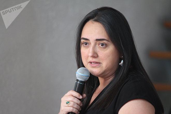 Silvia Chica, investigadora que participó en el informe sobre la incidencia de desapariciones de mujeres en el Estado de México