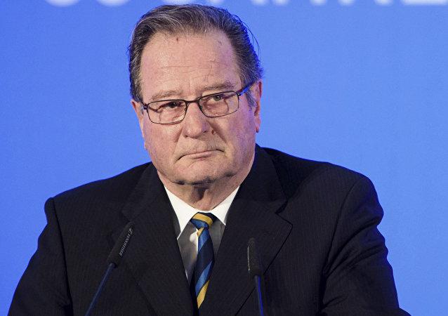 Klaus Kinkel, exministro alemán de Exteriores