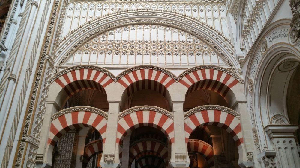 La Gran Mezquita de Córdoba, España