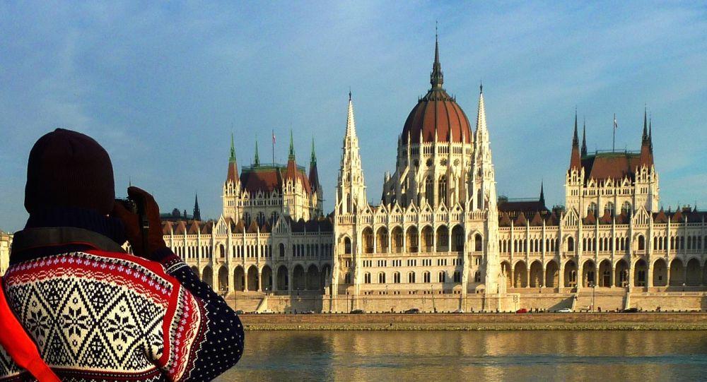 Parlamento de Budapest, Hungría