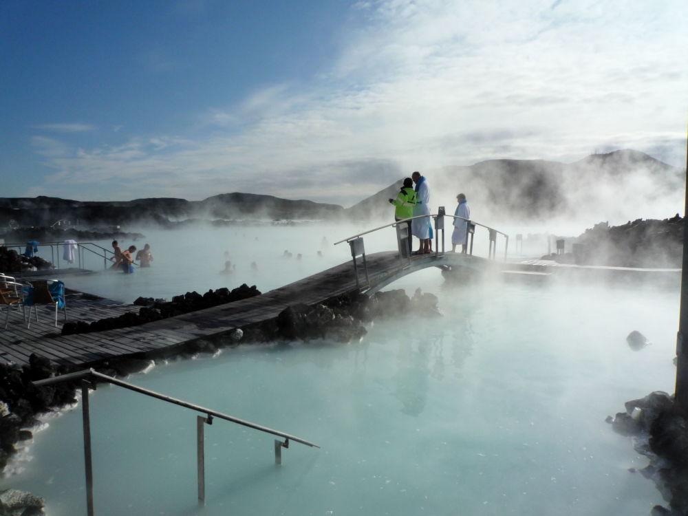 La Laguna Azul, Islandia