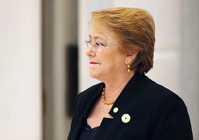 La Alta Comisionada de la ONU para los Derechos Humanos, Michelle Bachelet (archivo)