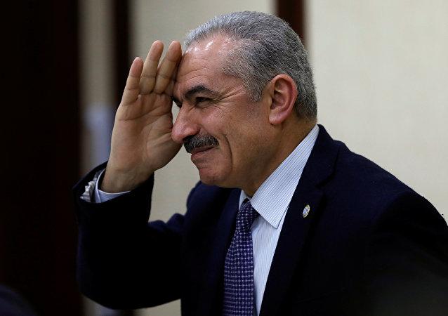 Mohamad Shtayeh, nuevo primer ministro de Palestina