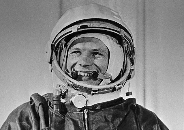 Yuri Gagarin, cosmonauta soviético