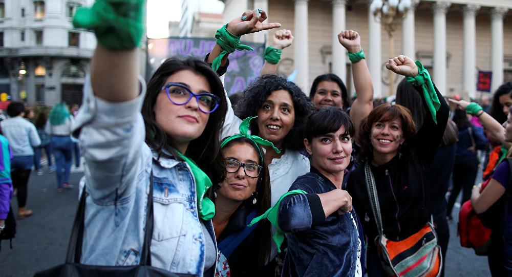 Las feministas argentinas