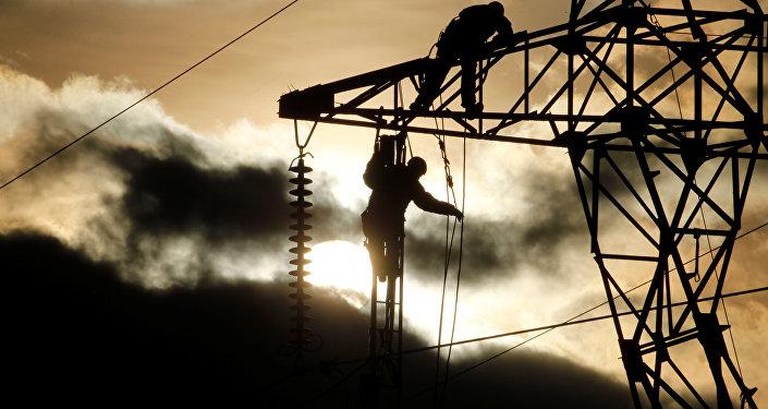 Líneas eléctricas (imagen referencial)