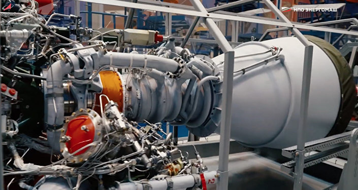 RD-171MV, el motor de cohete más potente del mundo