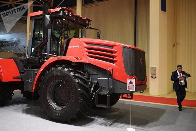 Tractores Kirovets, una de las propuestas de maquinaria rusa especializada que se propone crecer en Argentina