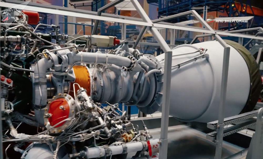 Made in Russia: así es el motor de cohete más potente del mundo