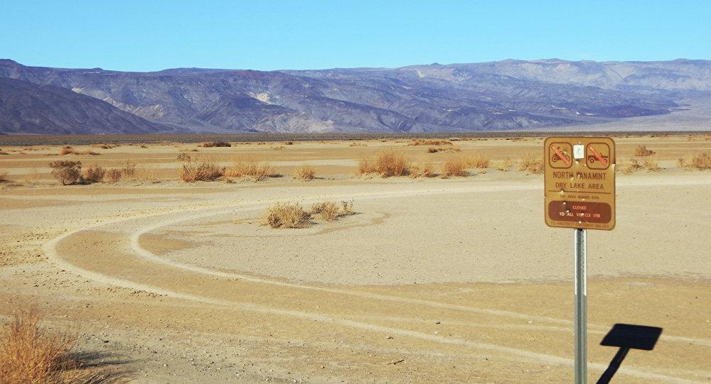 El Parque Nacional del Valle de la Muerte