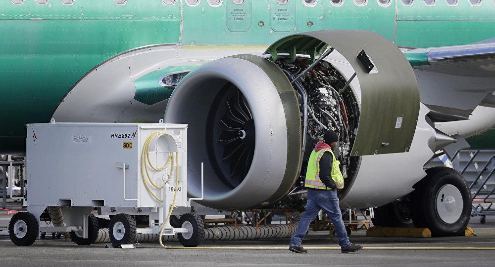 Un Boeing 737 MAX 8