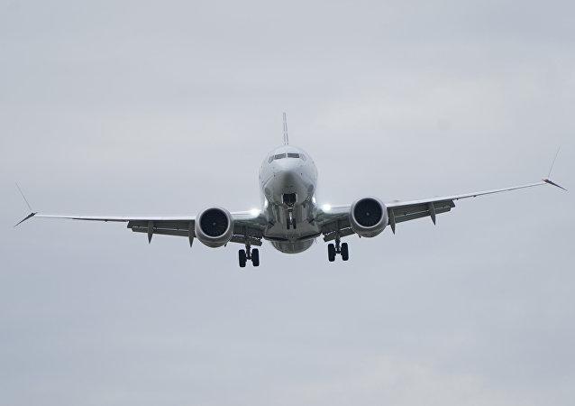 Boeing 737 MAX (archivo)