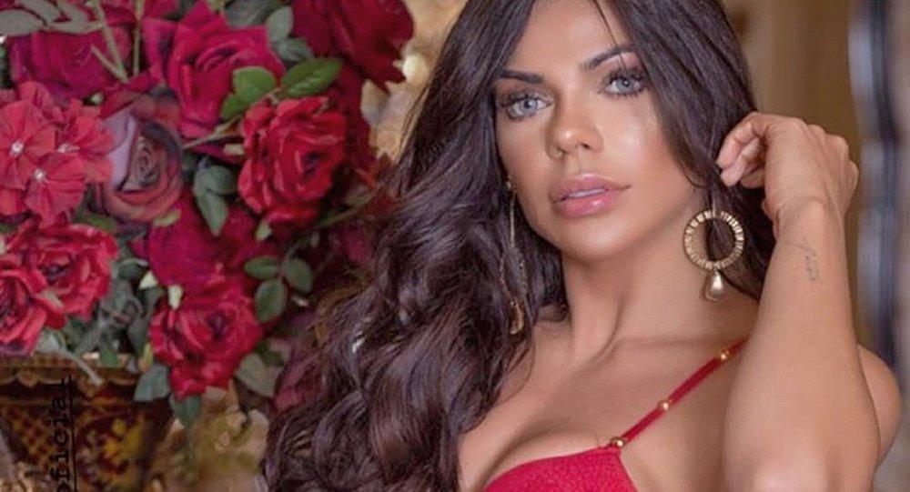 Suzy Cortez, ganadora del certamen de belleza brasileño Miss Bumbum