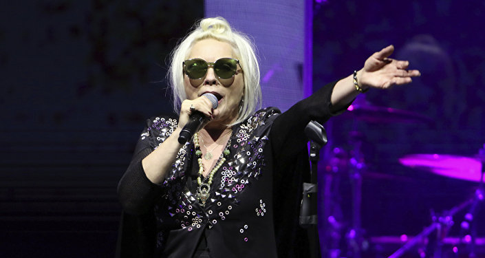 Debbie Harry, vocal de Blondie
